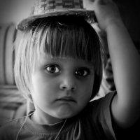 Не надо плакать... Тебе без шляпы тоже хорошо.... :: Валерия  Полещикова