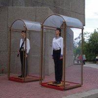 Севастополь.В почетном карауле. :: Михаил Рогожин