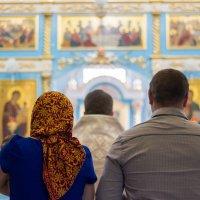 Таинство Крещения :: Alexandra Starichyonok