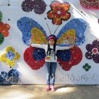 Бабочка :: Наталья Джикидзе (Берёзина)