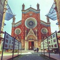 Собор Св. Антуана Падуанского в Стамбуле :: Ирина Лепнёва