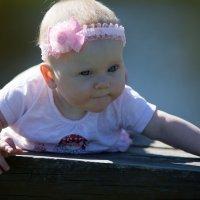 «Маленькая красавица :: AlexPhotoworld Malkov
