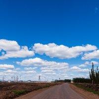 """""""-..По дороге с облаками.."""" :: Ruslan"""
