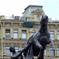 Что-то кони мне достались привередливые. :: Igor Osh