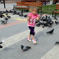 Счастливое детство. :: Мила Бовкун