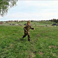 И один в поле воин. :: Leonid Rutov