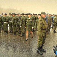Перед Парадом Победы :: Андрей Головкин