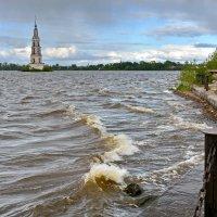 Калязинские пейзажи :: Леонид Иванчук