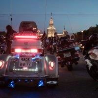 Просто красивый зад мотоцикла :: Вячеслав Богомолов