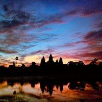 Ангкор Ват :: Адель