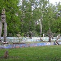 деревянные скульптуры :: Анна Воробьева