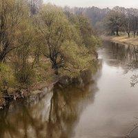 река Анграпа :: Владимир Матва