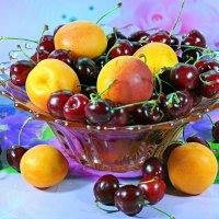 Запасаемся живыми витаминчиками! :: Андрей Заломленков