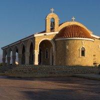 Церковь святого святителя Епифания :: Оксана Лада