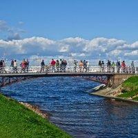 лето в Петергофе :: Елена
