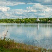 На Рузском водохранилище близ Осташево :: Alexander Petrukhin