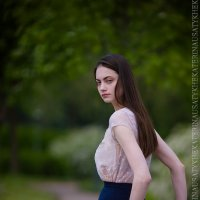 Ксения :: Ekaterina Usatykh