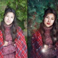 Художественная ретушь :: Дарья Суркина