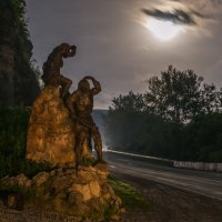 Ночной дозор... :: Юлия Бабитко