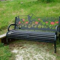 Памятная скамейка :: Natalia Harries
