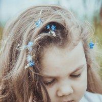 цветы в волосах :: Тася Тыжфотографиня