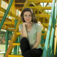 Кристина :: Людмила Бадина