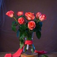 Розовый букет :: Irina-77 Владимировна