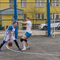 Стритбол :: Дмитрий Сиялов