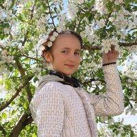 Прекрасная пора цветения :: Oleg Svintszov