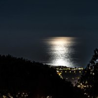 лунная дорожка :: sergio tachini