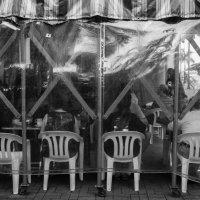 Графика деревенского кафе :: Sofia Rakitskaia