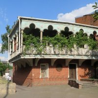 Деревянные дома Тбилиси :: Наталья Джикидзе (Берёзина)