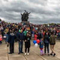 На набережной в День Рождения Комсомольска-на-Амуре. :: Виктор Иванович