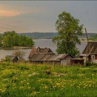 Летний вечер! :: Бурлов Андрей