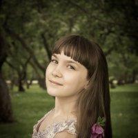 Винтажный портрет :: Ирина Вайнбранд