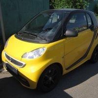 Жёлтая машинка :: Дмитрий Никитин