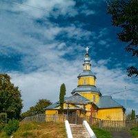 Никольская церковь :: Сергей Тарабара