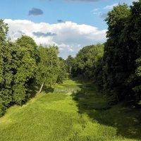 Лощина парка Царицыно :: Alex Sash