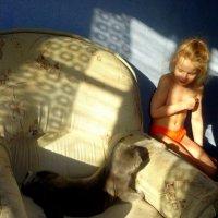 Мое солнышко! :: Елизавета Успенская