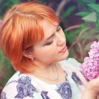 Ах сирень, ах ароматы... :: Фотохудожник Наталья Смирнова