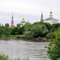 Старо-Голутвин монастырь :: Александр Иосипенко