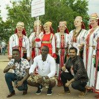 12 июня! Дружба Народов!!! :: Алёна Алексаткина