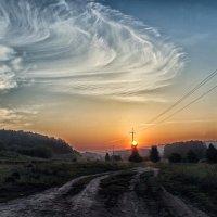 солнце всходит.. :: юрий иванов