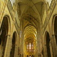 в соборе святого Вита, Прага :: Елена