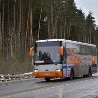 Автобус  Van Hool T915 Acron :: Денис Змеев