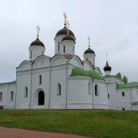 Мужской монастырь в Муроме :: Катя Бокова