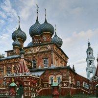 Кострома. Церковь Воскресения на Дебре :: Александр Амеличкин