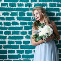 Фотосъемка в фотостудии :: Алена (Творческий псевдоним А-ля Moment)