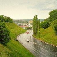 Н.Новгород / Дождливые тона :: Андрей Головкин