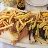 Средиземноморский обед :: Вячеслав Случившийся